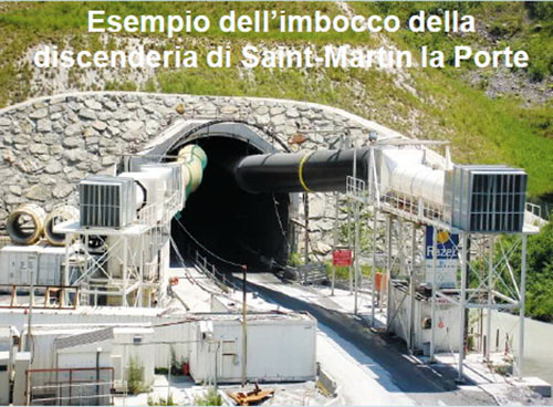 Tunnel Chiomonte