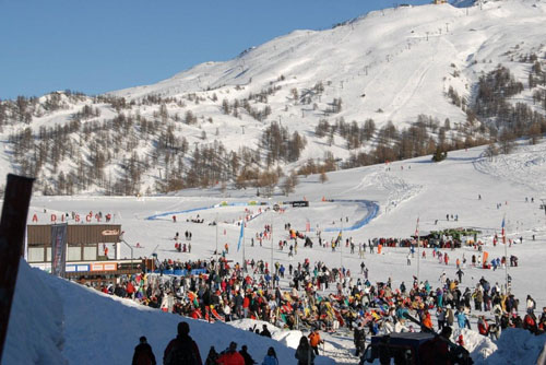 Neve in Alta Valle