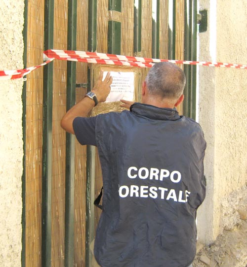 sequestro a Salbertrand