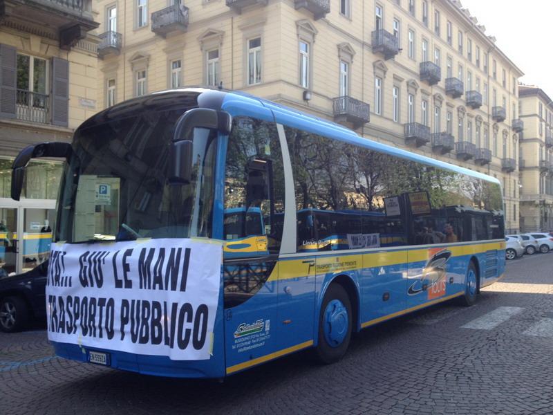 Bus scolastici e di linea, nuovi tagli all'orizzonte