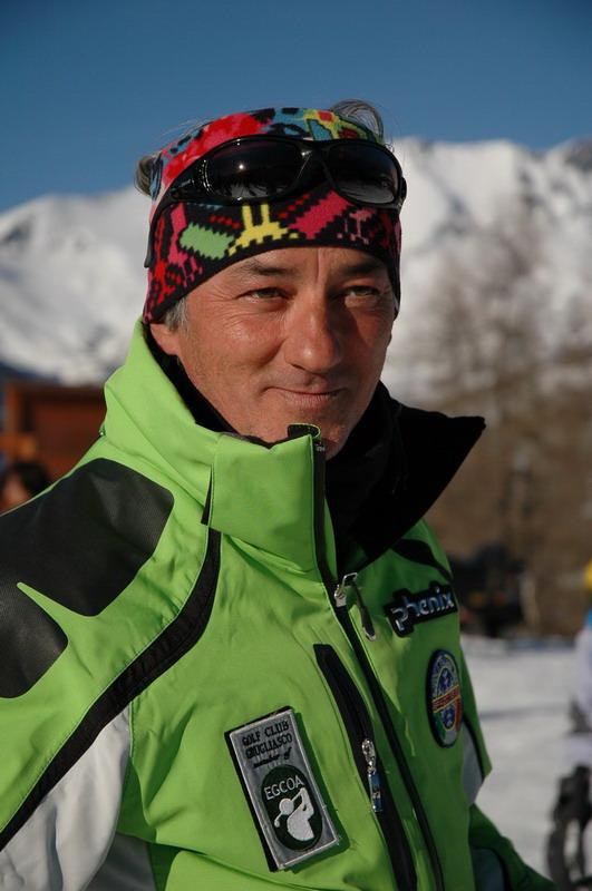 Tutti continuano a sognare Bomba sulle piste da sci