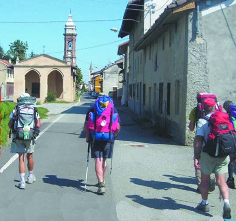Camminando tra fede e cultura sulla Via Francigena valsusina