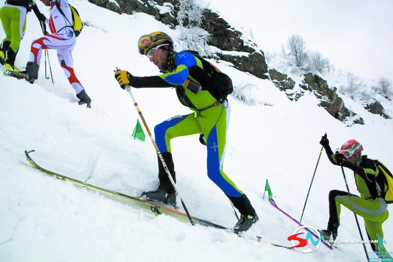 Sci alpinismo a Trento Premiato Eydallin per la  Coppa Dolomiti