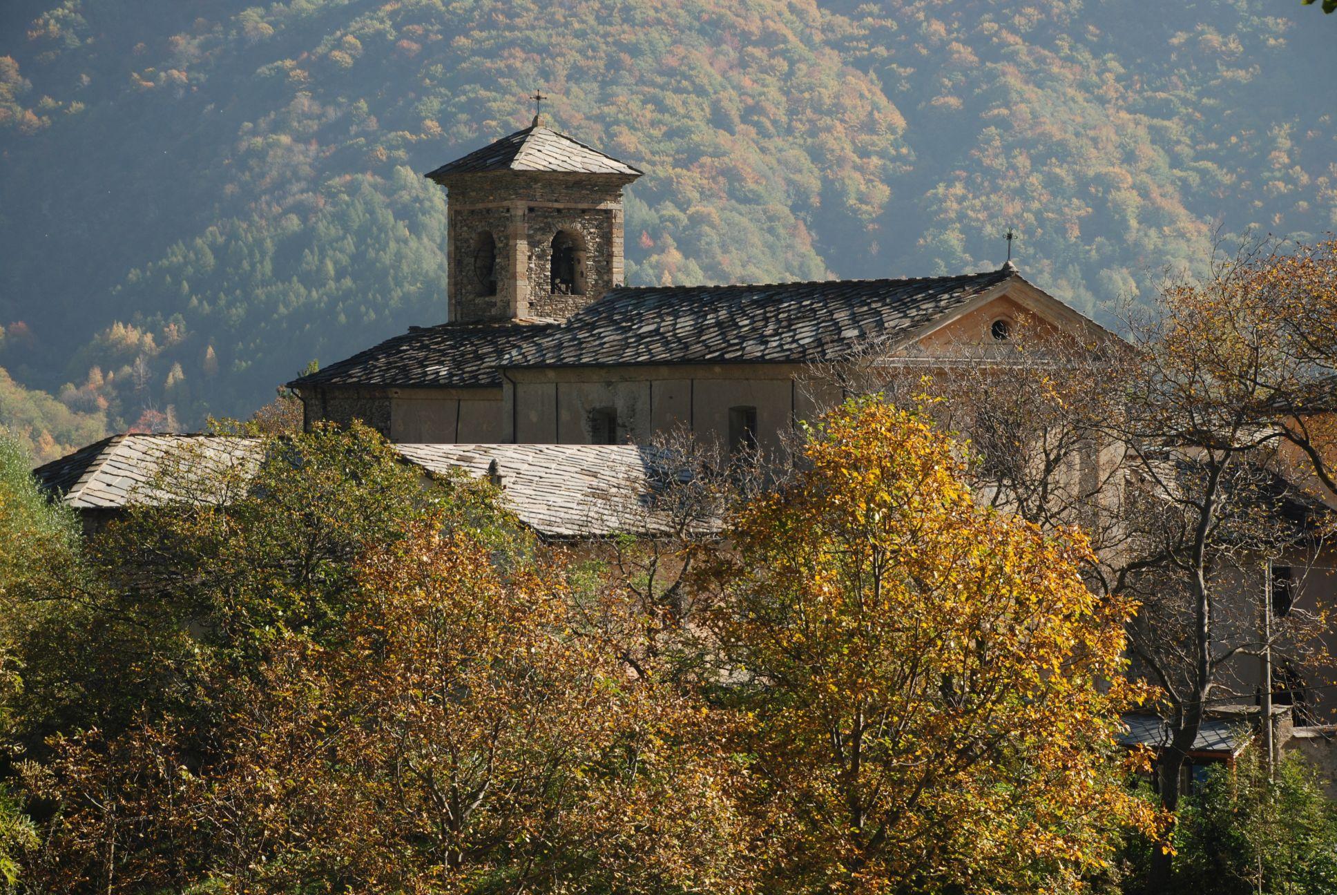 Anche l'abbazia di Novalesa ha riaperto ai visitatori, ma solo nei giorni feriali