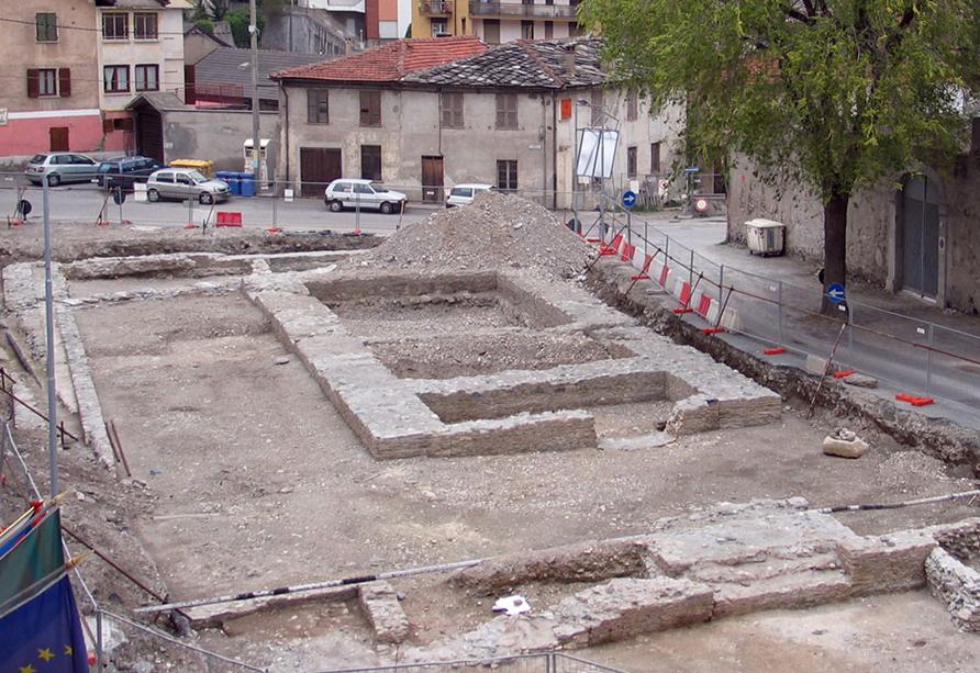 Scavi archeologici: Segusium pubblica la nuova mappa
