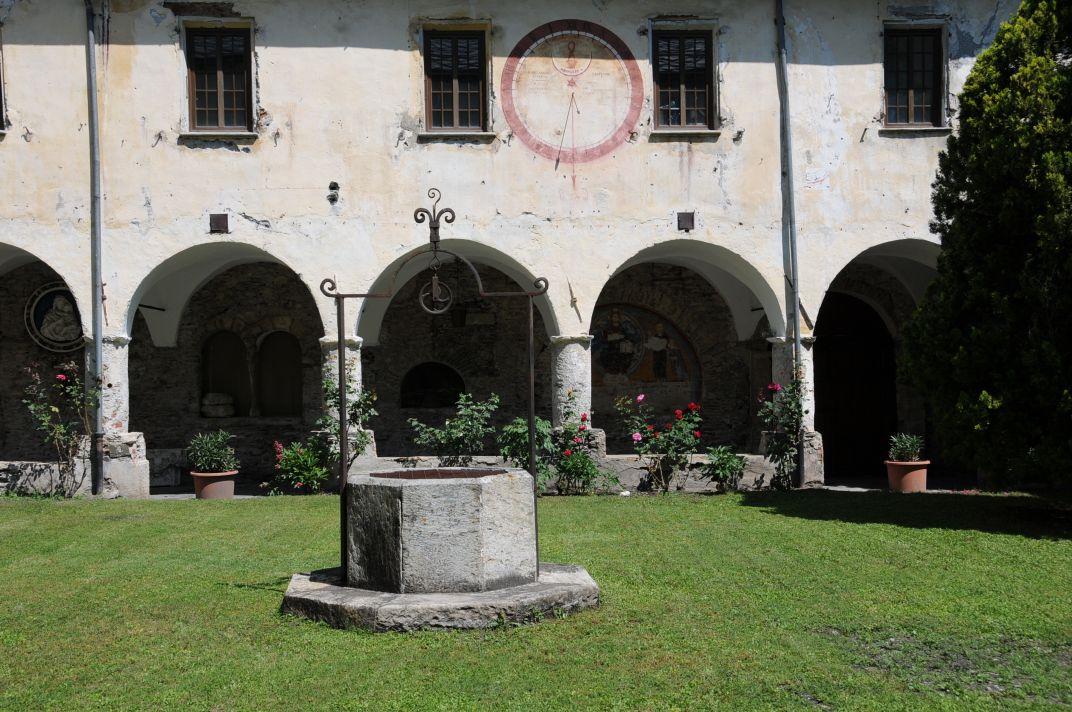 All'abbazia di Novalesa visite dimezzate ma offerte raddoppiate nel 2020
