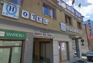 L'Hotel Napoleon a Susa