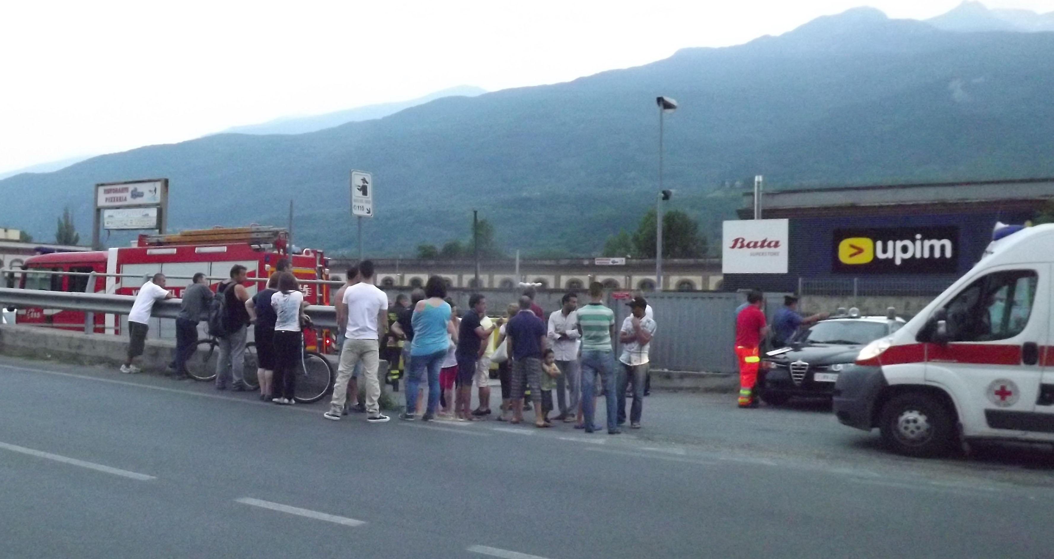 Tragedia mercoledì sera a Chianocco, una bimba marocchina di 10 anni affoga nel canale