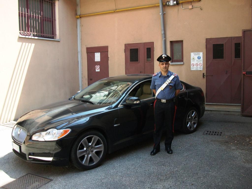 Presa la banda della Jaguar nera