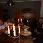 """L'unica cena in una """"guesthouse"""""""