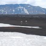 ...e camminiamo sul vulcano