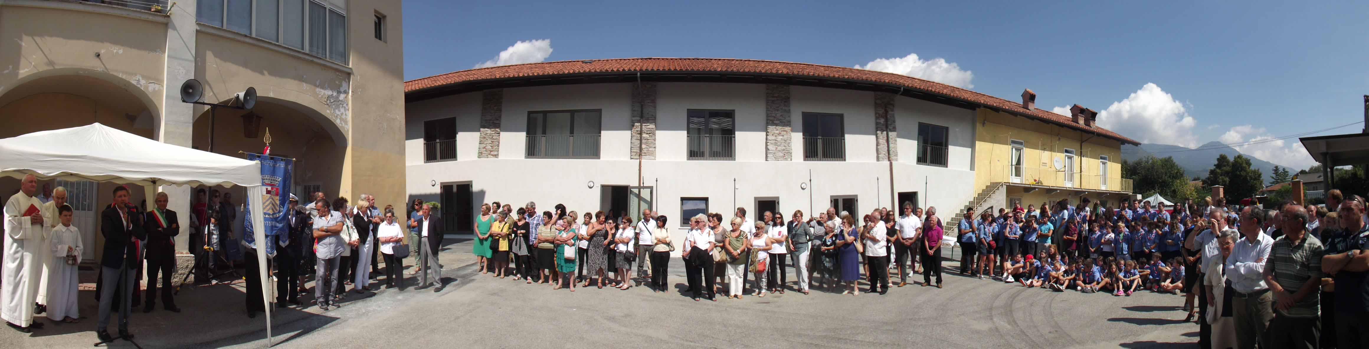 S.Antonino, parrocchia… polivalente