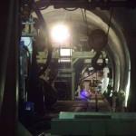 Interno del tunnel