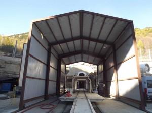 Il tunnel di Chiomonte