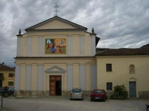 La Chiesa Natività di Maria Vergine a Trana
