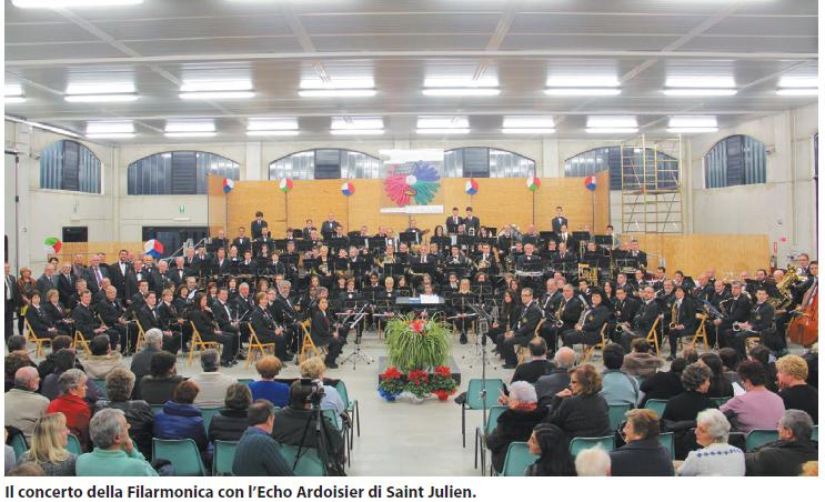 "Santa Cecilia ""italo-francese"" a Villar Focchiardo"