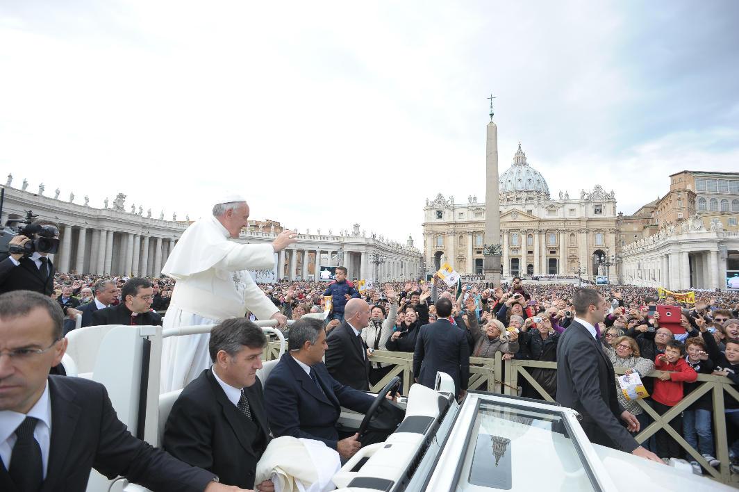 Papa Francesco. Evangelii Gaudium, una esortazione da brivido…