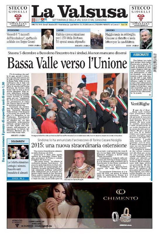 n. 46 del 5 dicembre 2013
