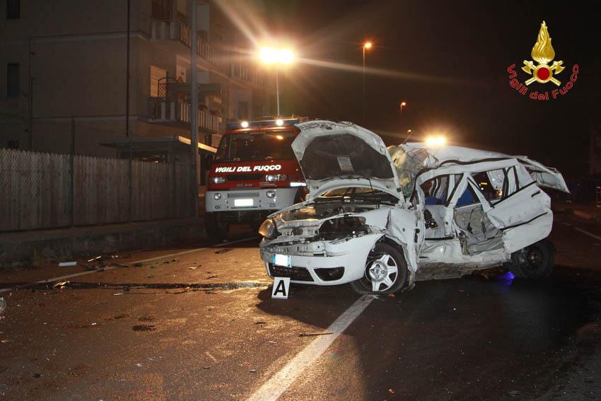 Tragedia sulla Statale 25 al semaforo di S.Antonino: due morti. Venerdì i funerali a Condove