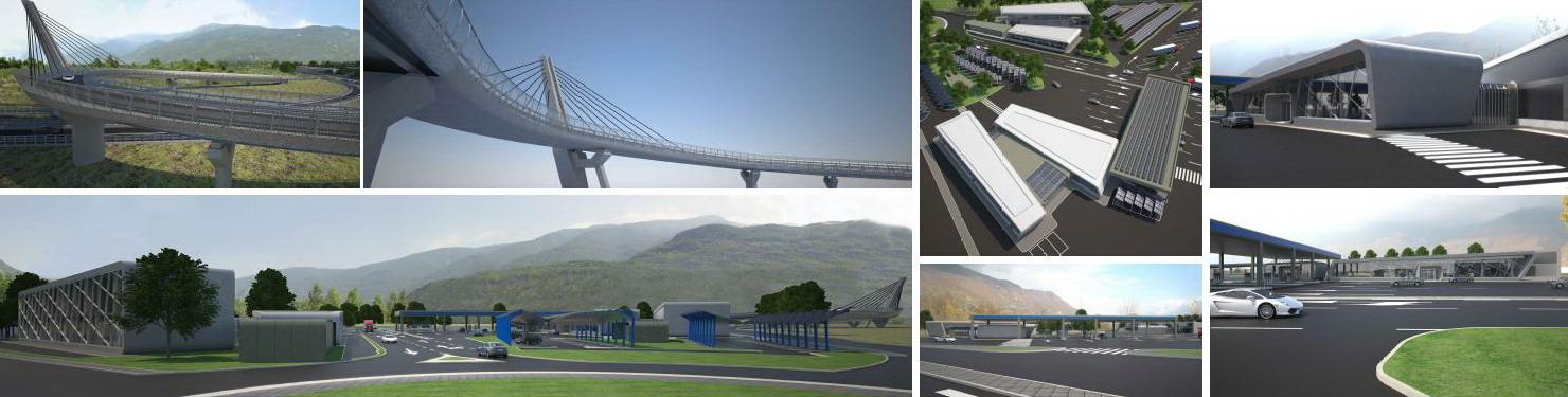 Autoporto e Guida Sicura via da Susa. Saranno trasferiti a San Didero e Avigliana. Costo dell'operazione: 104 milioni di euro