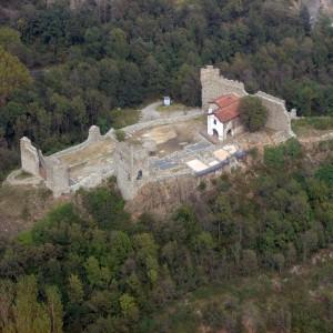 Il castello del Conte Verde a Condove