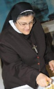Suor Margherita De Blasio