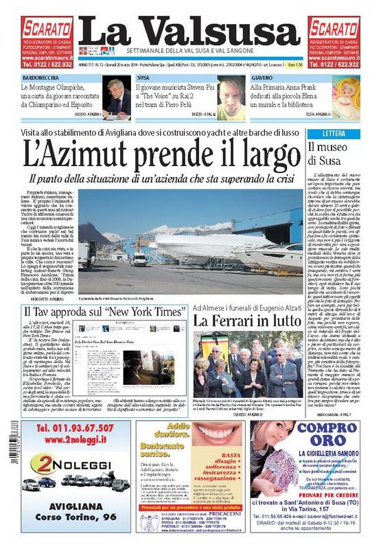 n. 12 del 20 marzo 2014