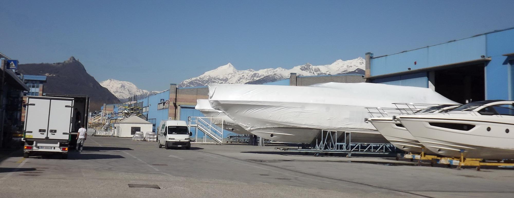 Azimut prende il largo. L'azienda aviglianese produttrice di yacht guarda al futuro dopo la crisi