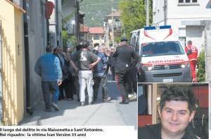 Omicidio a Sant'Antonino