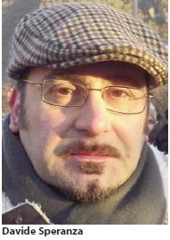 Davide Speranza, delegato della Fim-Cisl