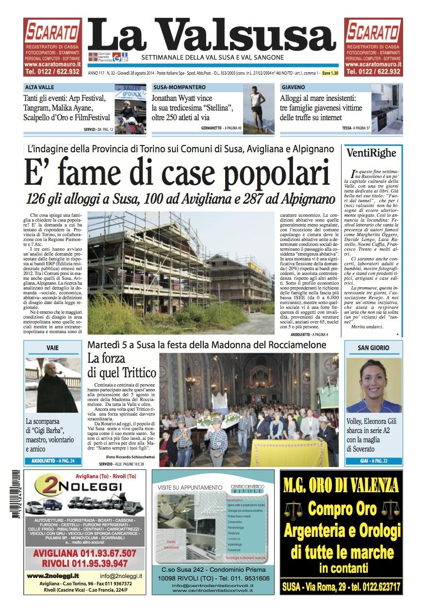 n. 32 del 28 agosto 2014