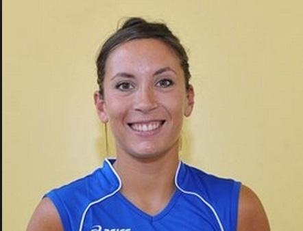 Eleonora Gili in serie A2 con la maglia del Soverato