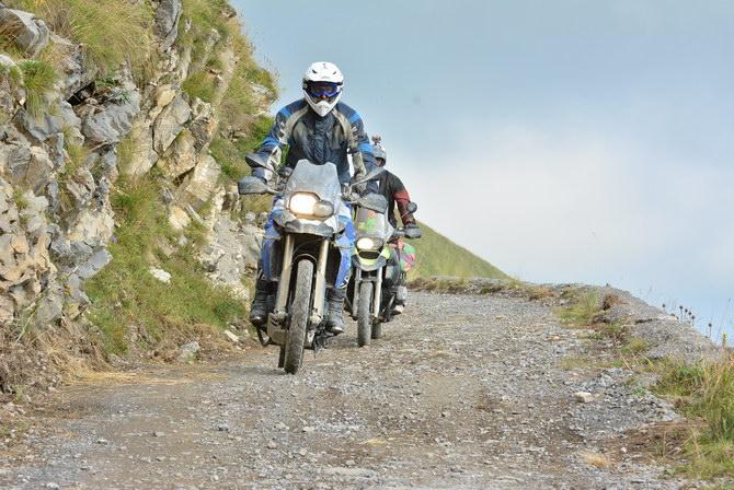 Sestriere. 700 motociclisti in due raduni sul Colle