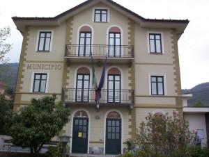 Il Municipio di Rubiana