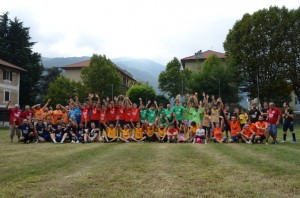 Le squadre del Torneo (per gentile concessione di G.Allais)