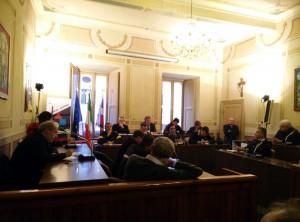 I sindaci in riunione
