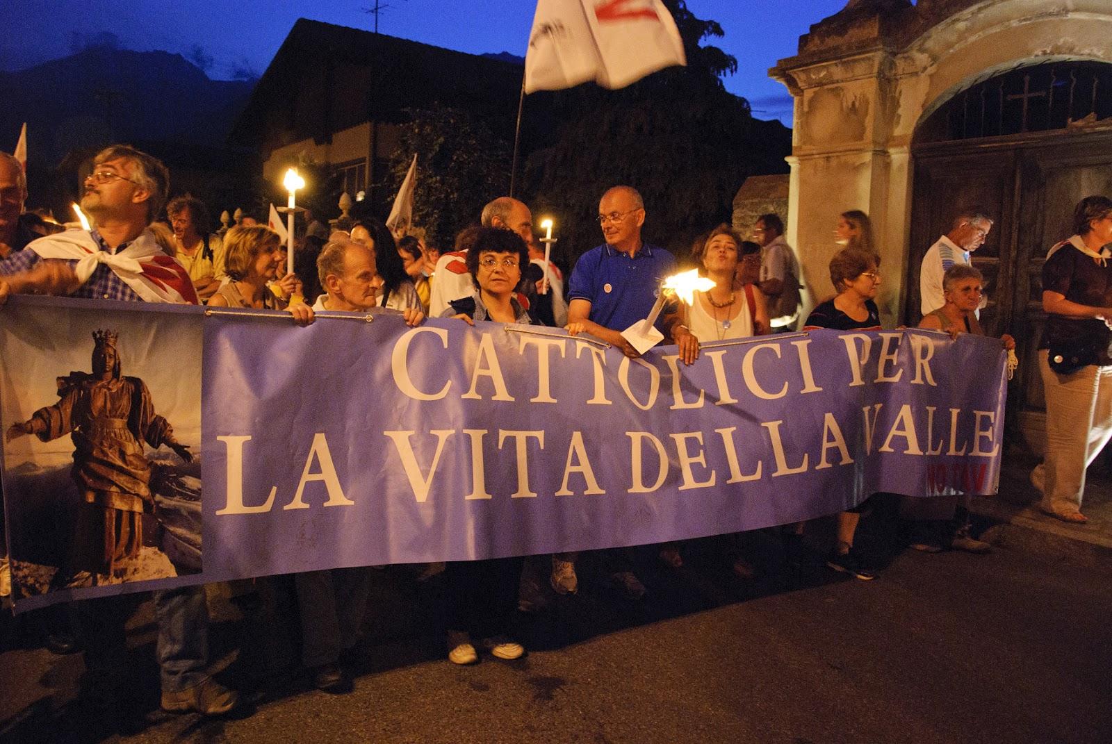 """Lettera al Papa di 246 cattolici contrari alla Torino-Lione: """"Santo Padre, ci incontri…"""""""