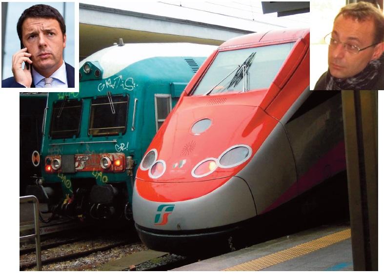 """Renzi: """"Alla Torino-Lione ci penso io"""""""