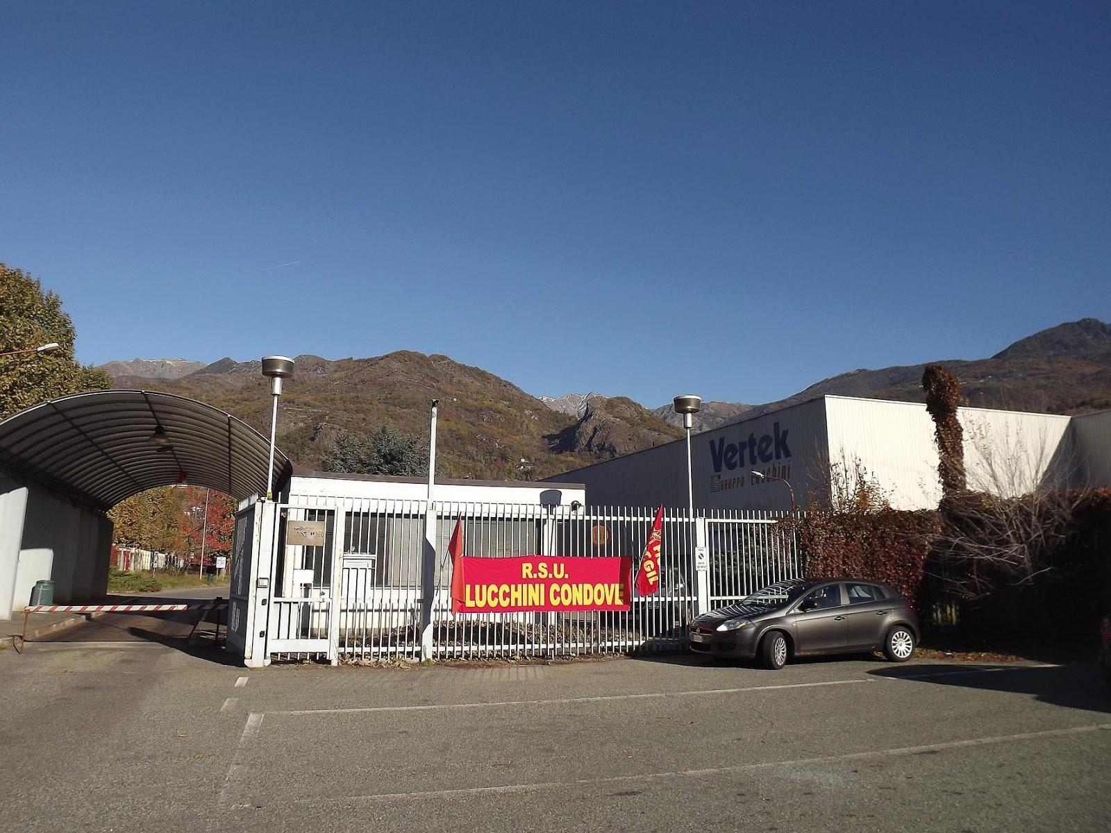 Gli algerini comprano la Vertek… ma è quella di Piombino. Ancora nessuna novità per Condove