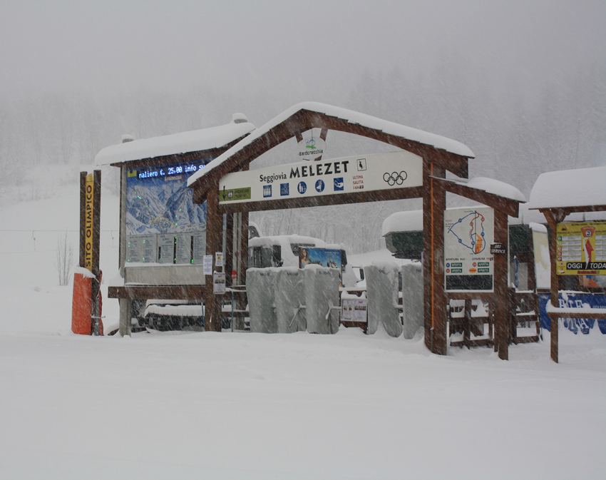 Bardonecchia: Finalmente la neve!