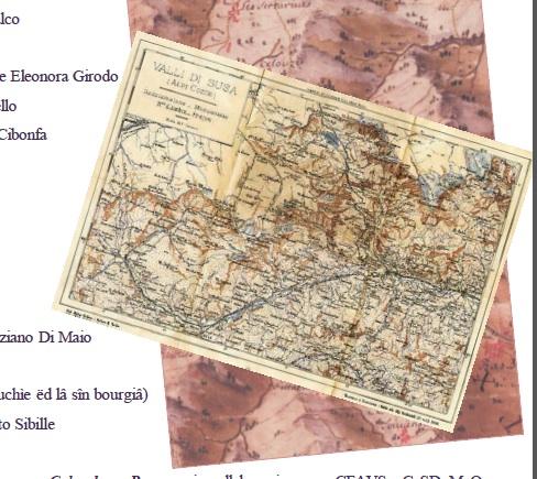 Il territorio parlante: La ricerca toponomastica negli ultimi vent'anni nel territorio occitano e francoprovenzale in Valle di Susa