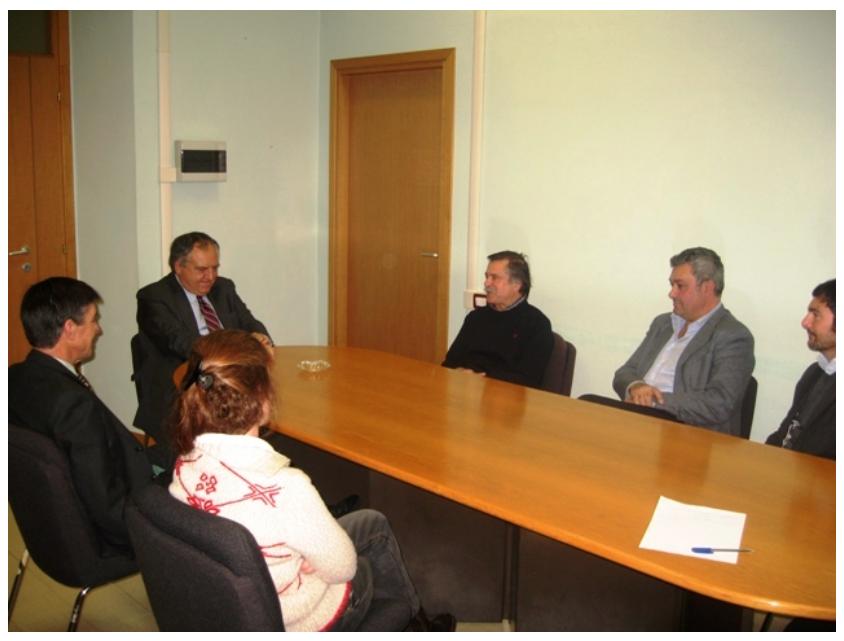 Incontro fra i sindaci dell'Unione dei Comuni Olimpici ed il direttore generale dell'asl To3. In argomento un estratto delle  dichiarazioni dell'Assessore Regionale alla Sanità Saitta  sull'Ospedale di Susa.