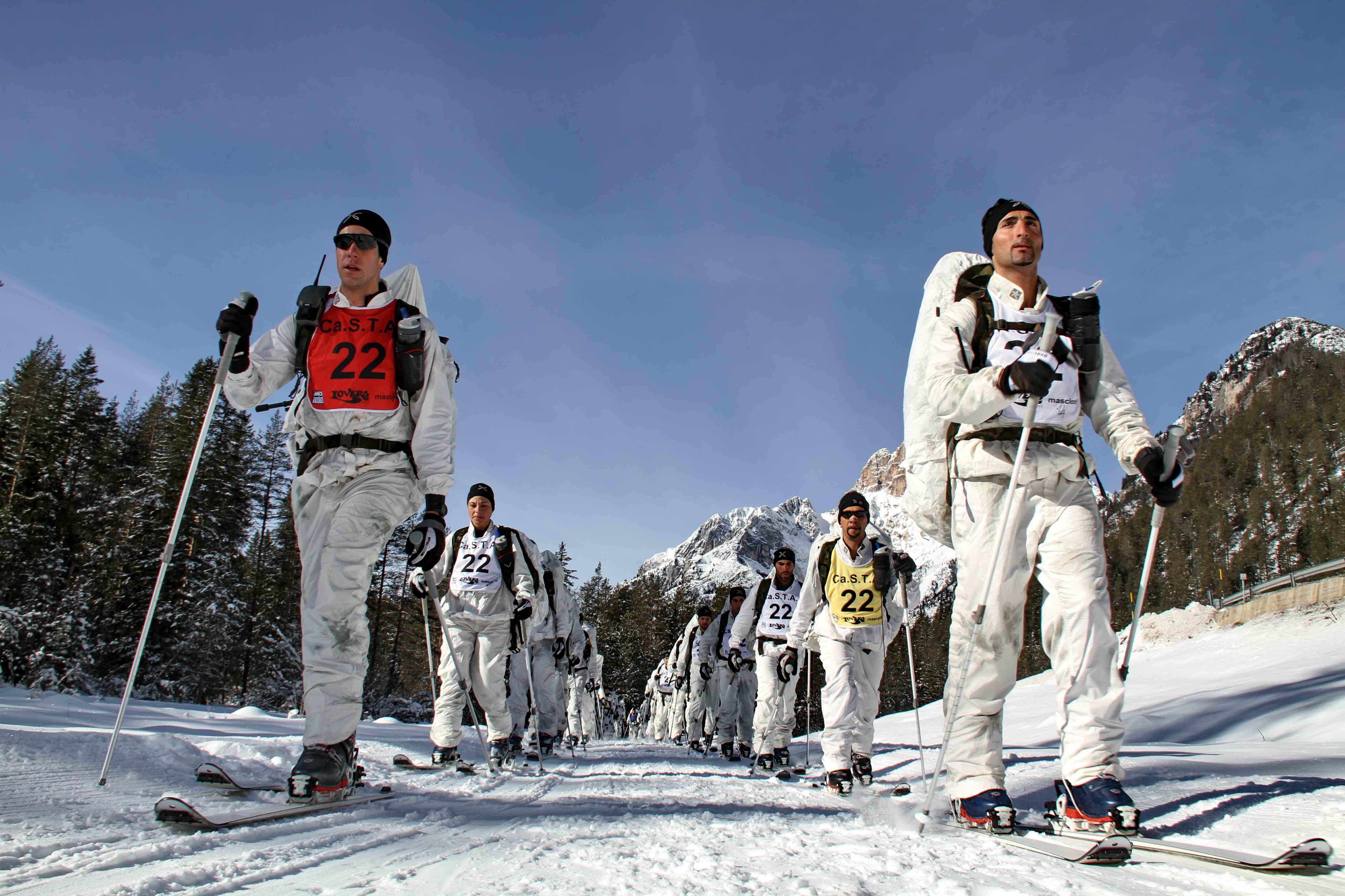 CaSTA: Il Piemonte sul podio con il 3° reggimento Alpini della Brigata Taurinense