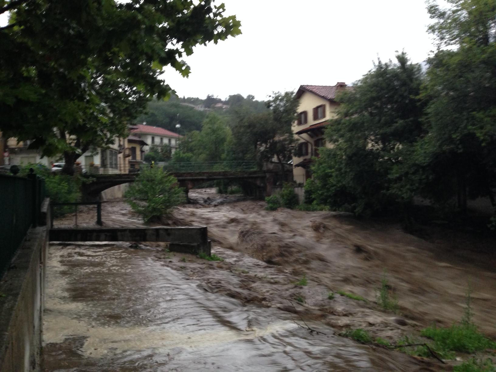 Prova di evacuazione per rischio esondazione, il 28 febbraio ad Almese