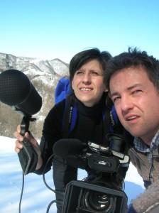 Marzia Pellegrino e Sandro Gastinelli