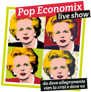 Pop Economix, sabato 21 febbraio ad Almese