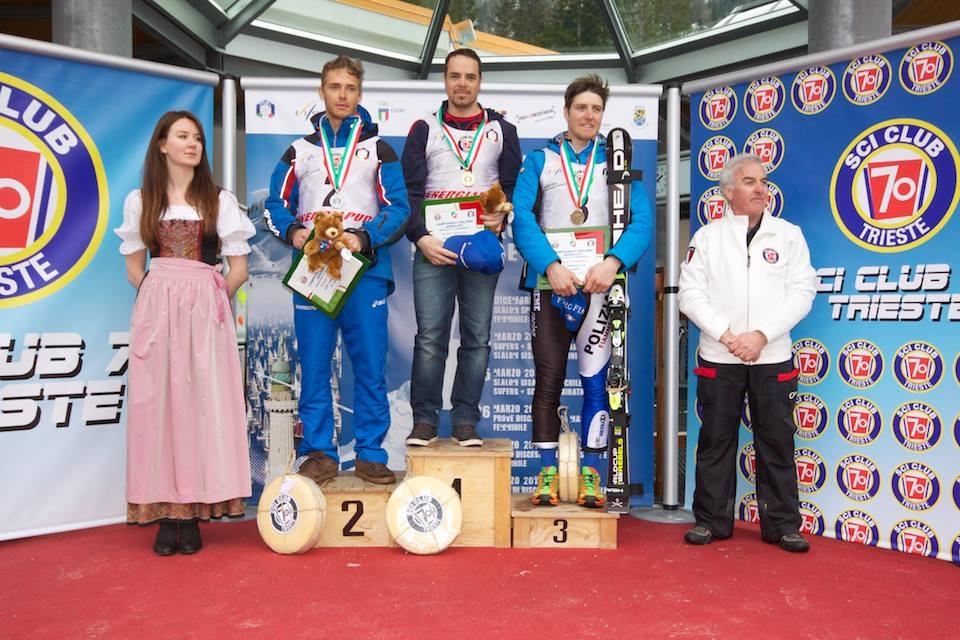 SCI ALPINO: PETER FILL CAMPIONE ITALIANO DI SUPER-G. CASSE TERZO. CERBO TERZO DEI GIOVANI SIA IN SUPER-G CHE IN COMBINATA