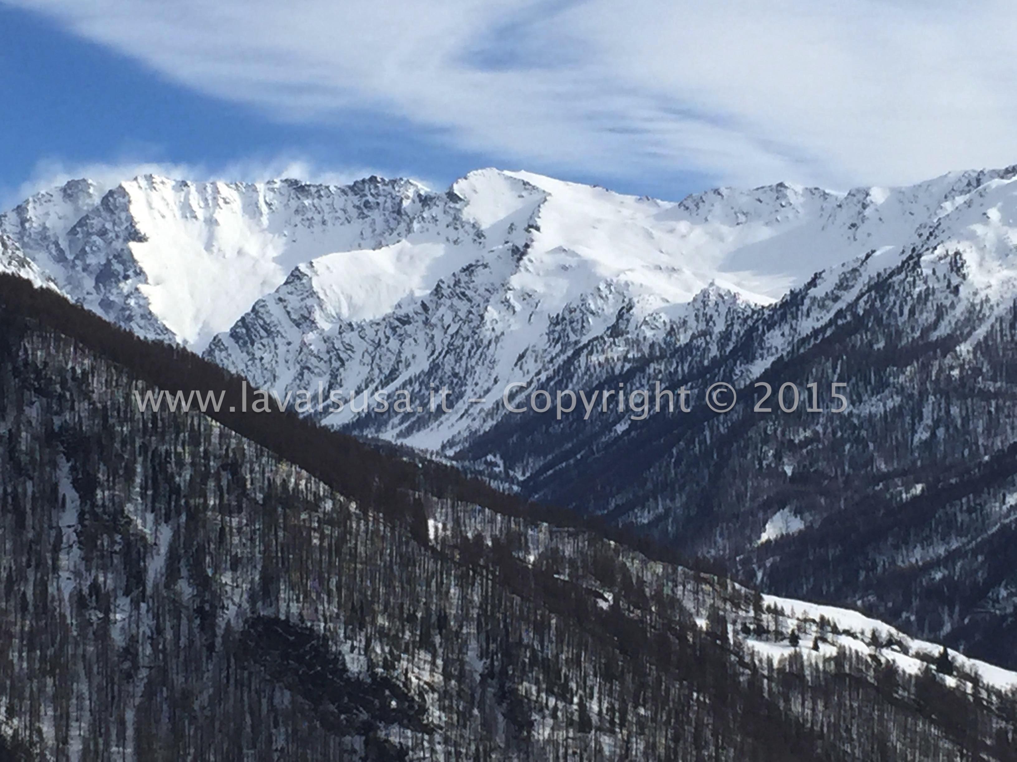 Val Thuras, due morti ed un ferito sotto una slavina