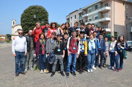 I ragazzi di S.Antonino terzi ai campionati italiani di Robotica