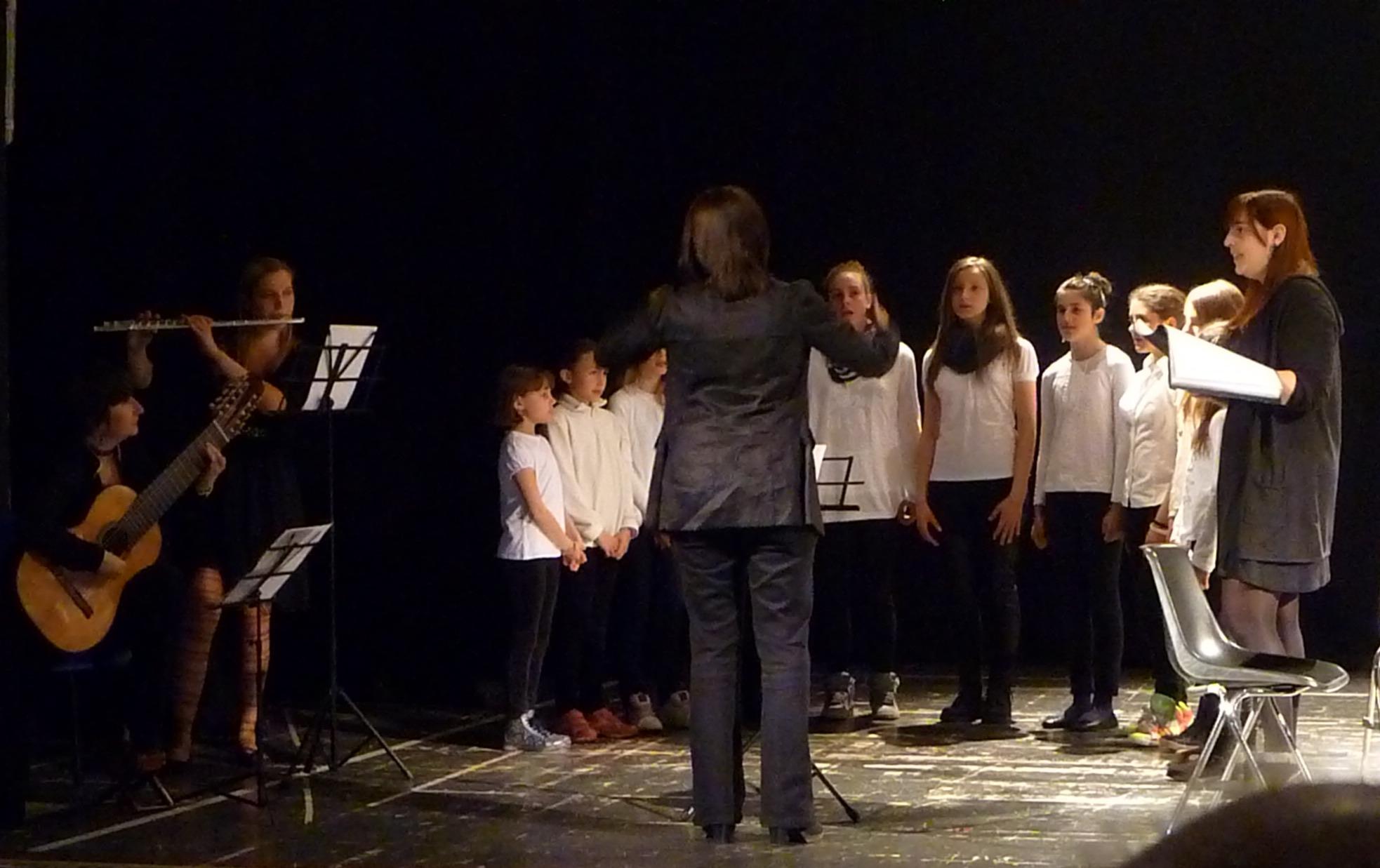 UNA FIABA MUSICALE E UN'ORCHESTRA PER I CONCERTI DI FINE ANNO DEL CENTRO GOITRE